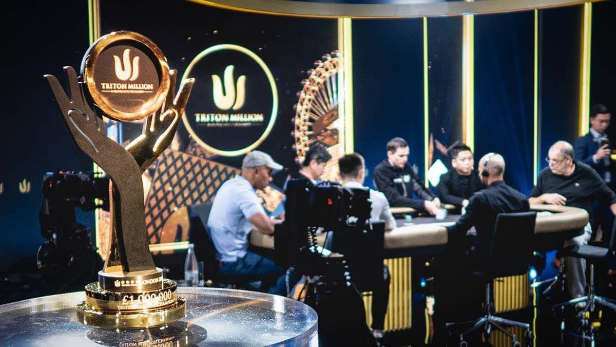 Турнір із бай-іном в мільйон фунтів
