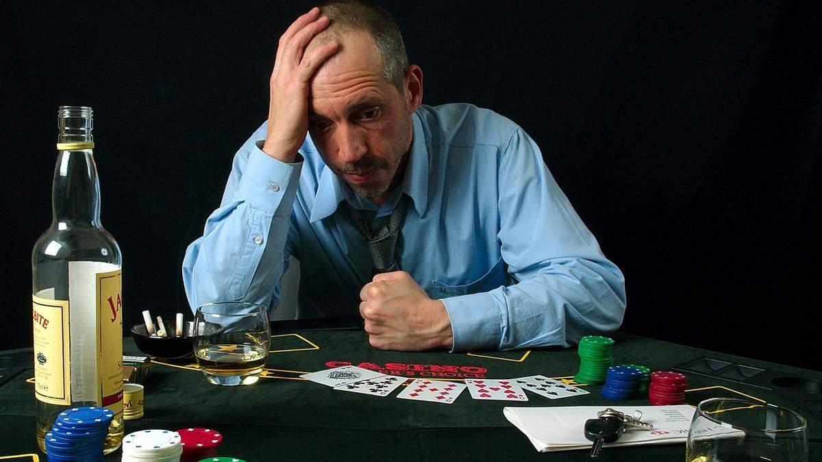 Тильт в покере