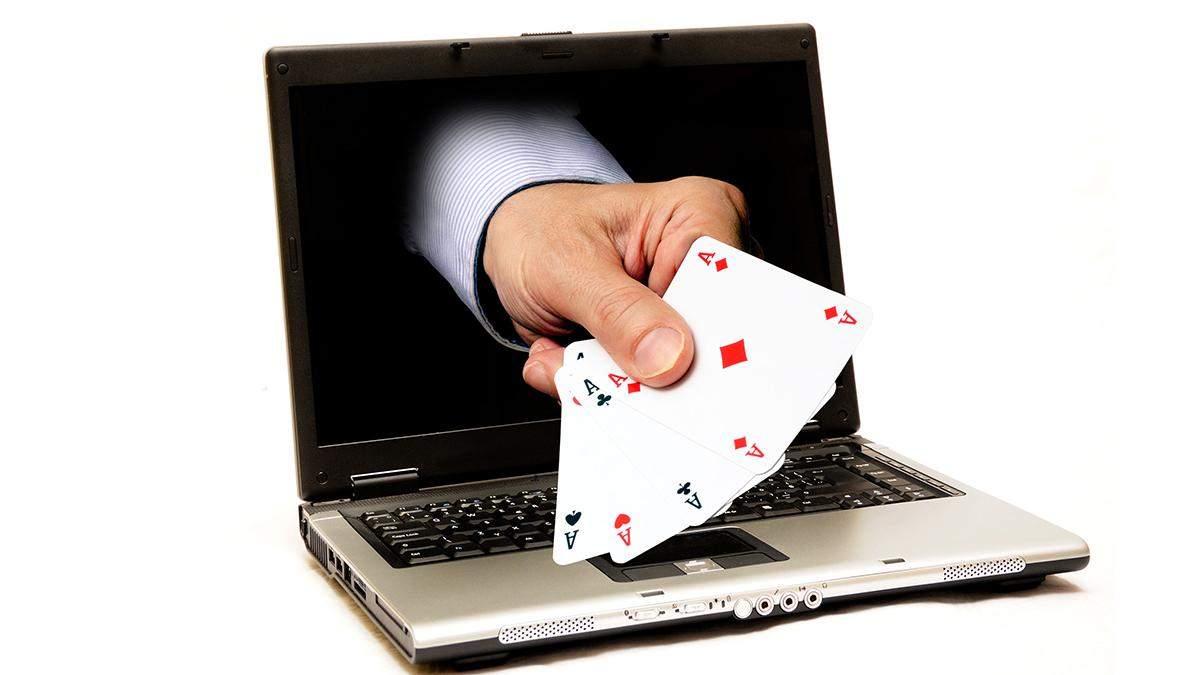 Покер в онлайне