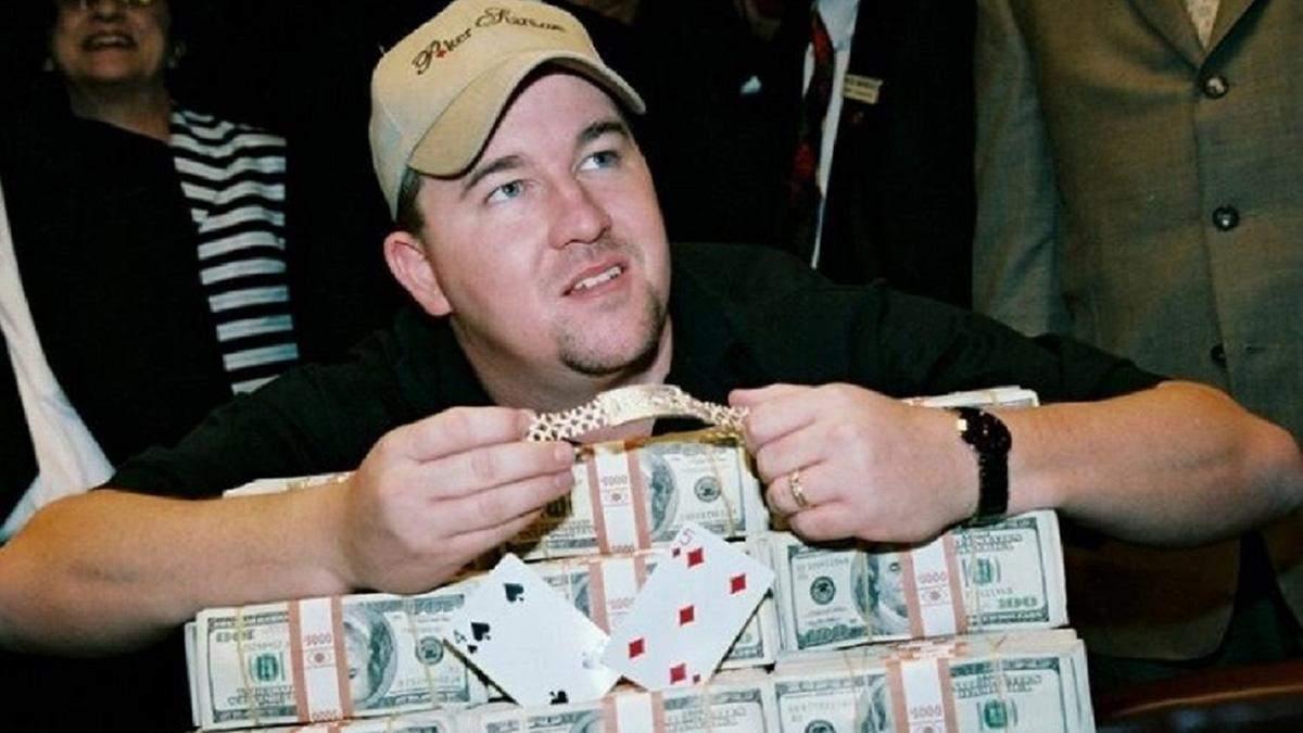 Крис Манимейкер (WSOP 2003)