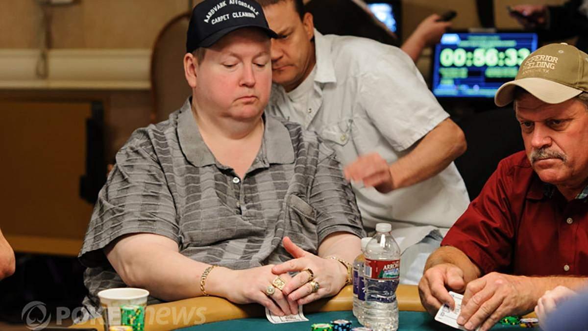 Покер навпомацки: історія особливого гравця