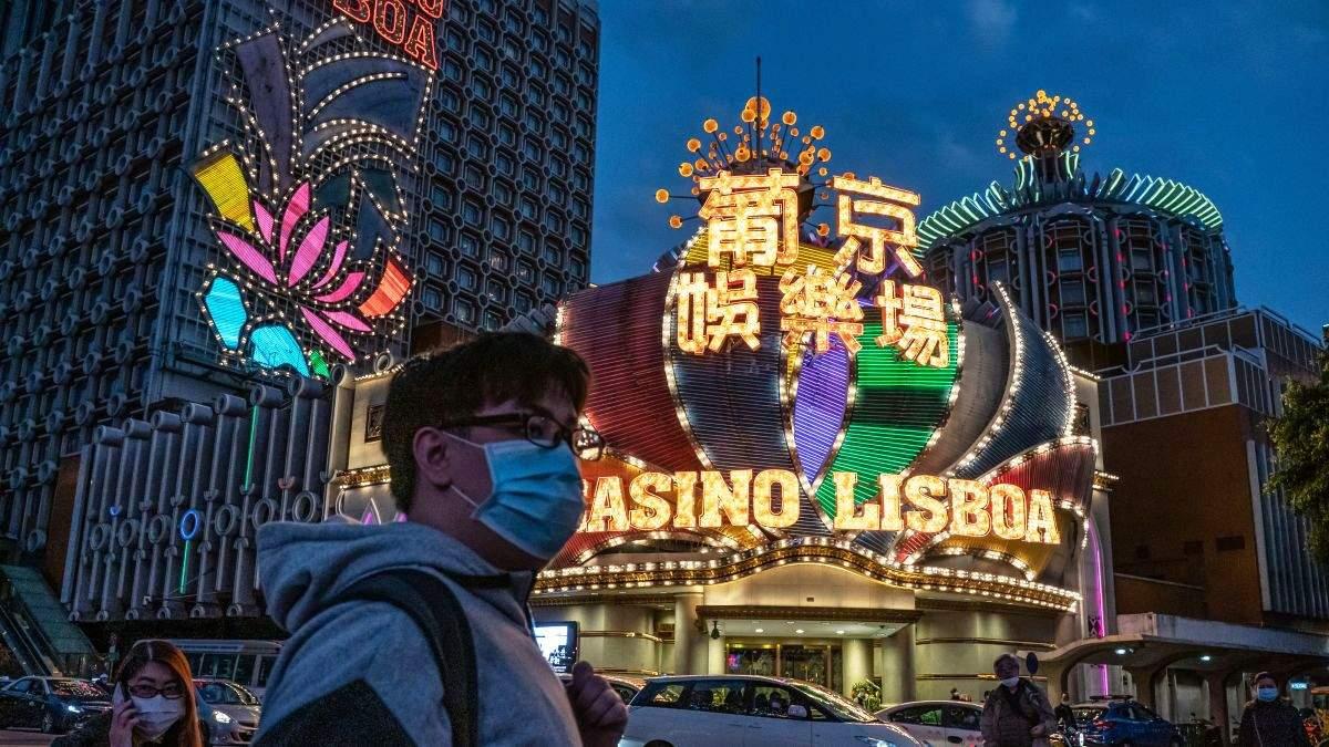 Coronavirus in Macao