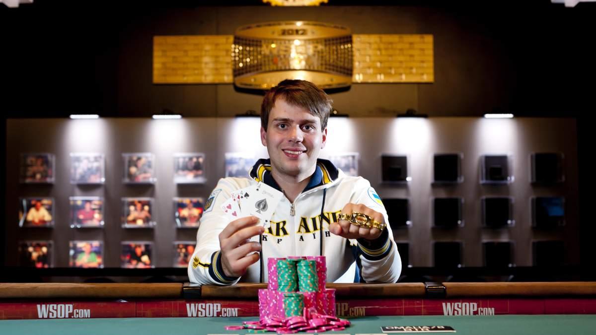 Олексій Ковальчук – єдиний український володар двох браслетів WSOP
