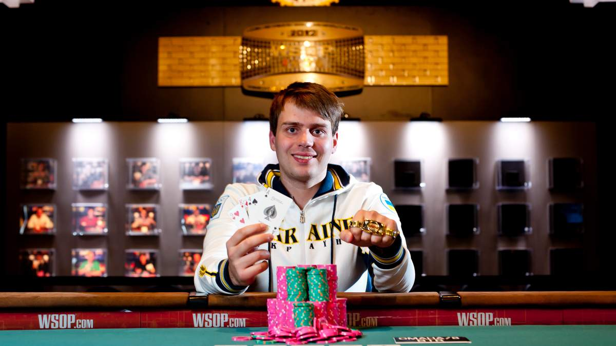 Алексей Ковальчук – единственный украинский обладатель двух браслетов WSOP