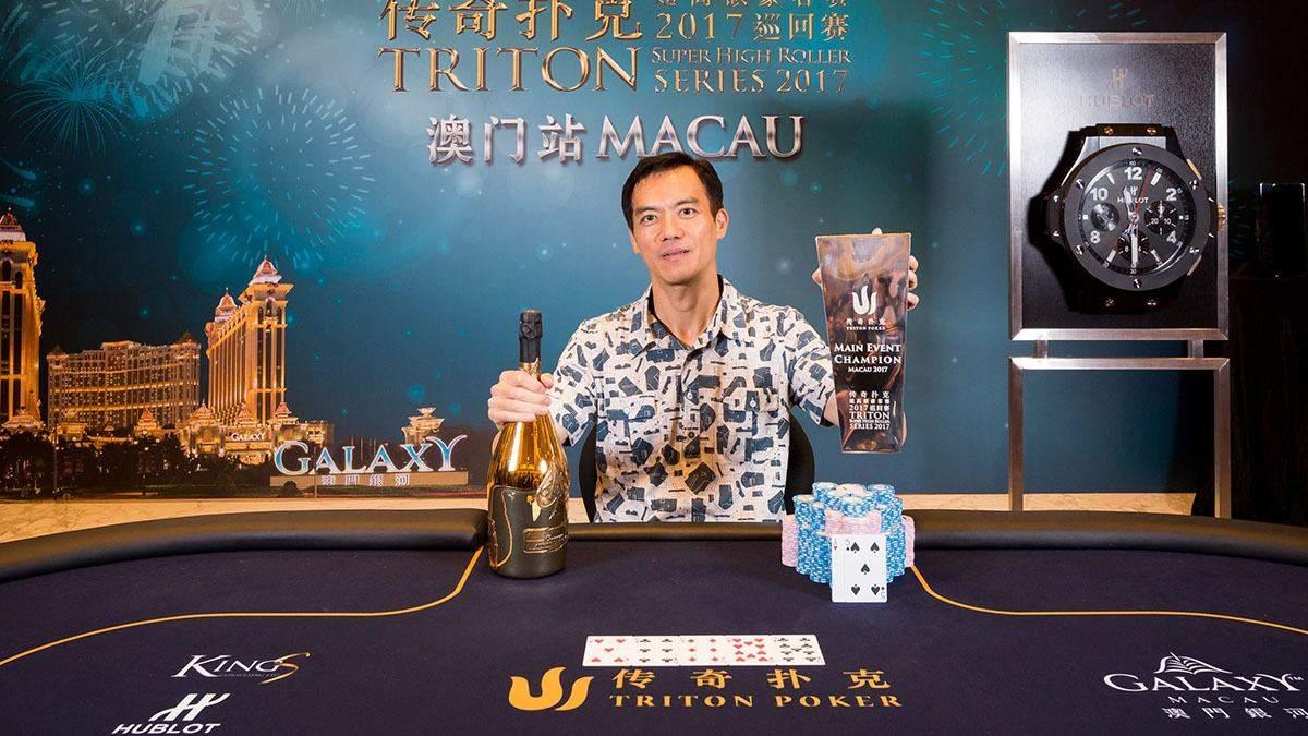 От торговца Библиями и лудомана, до самого успешного покериста из Азии