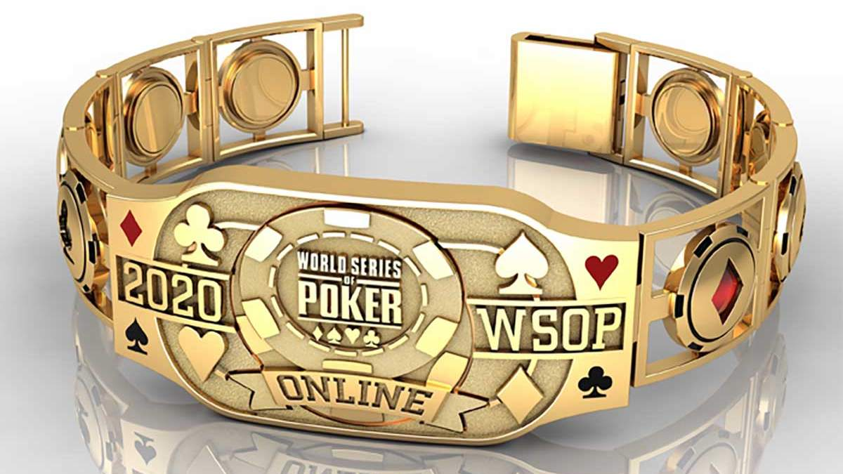 Чемпионский браслет WSOP
