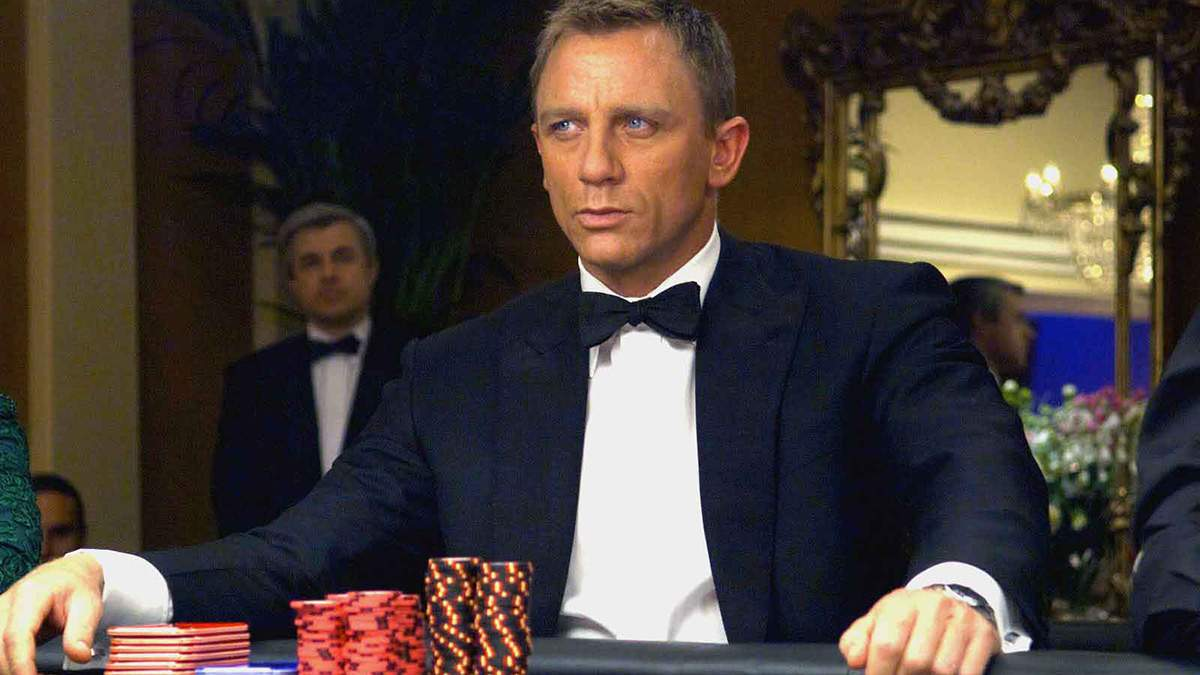 Покер для джентльменів