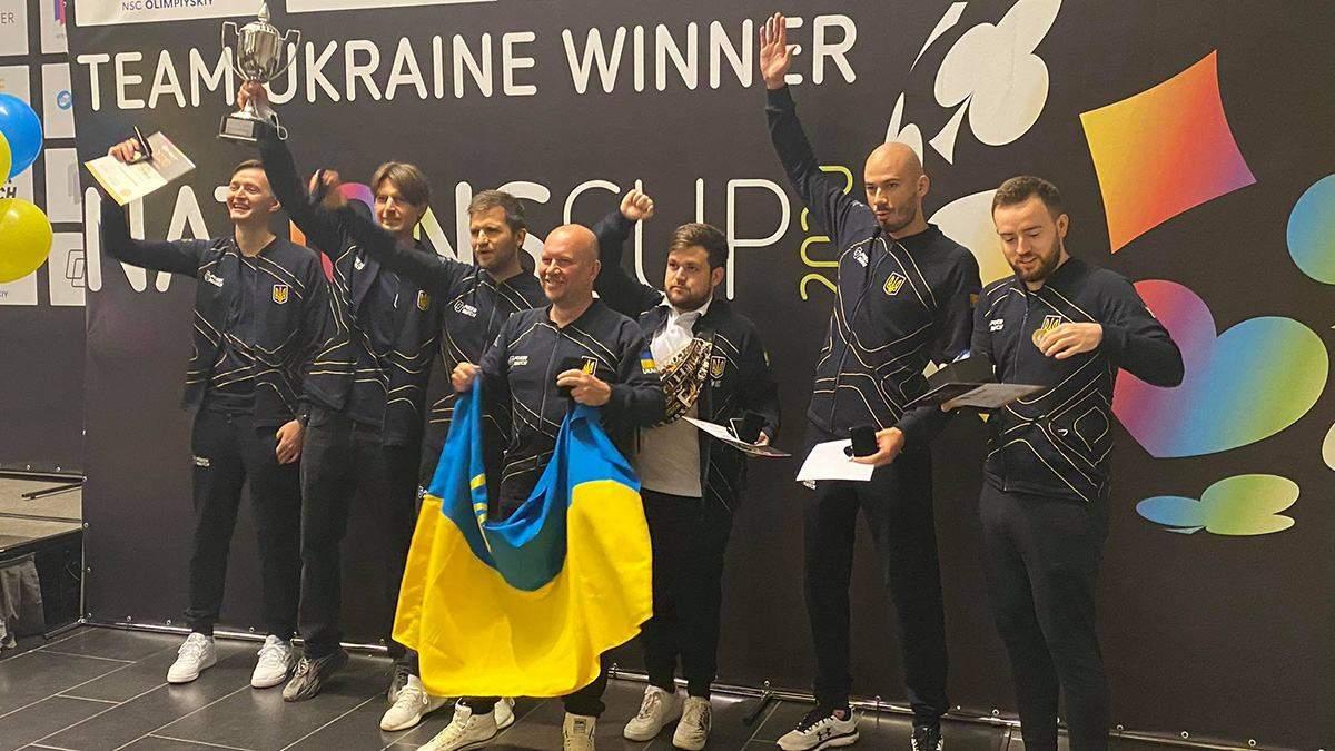 """Українських покеристів озолотили на """"Олімпійському"""""""