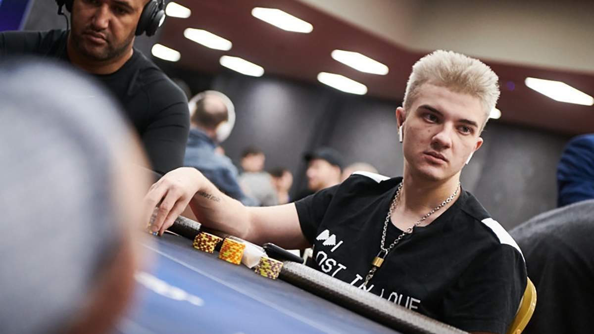 Украинский киберспортсмен едва не стал чемпионом Европы по покеру