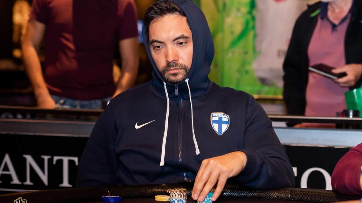 Шведський покерист став чемпіоном Європи і заробив мільйон доларів