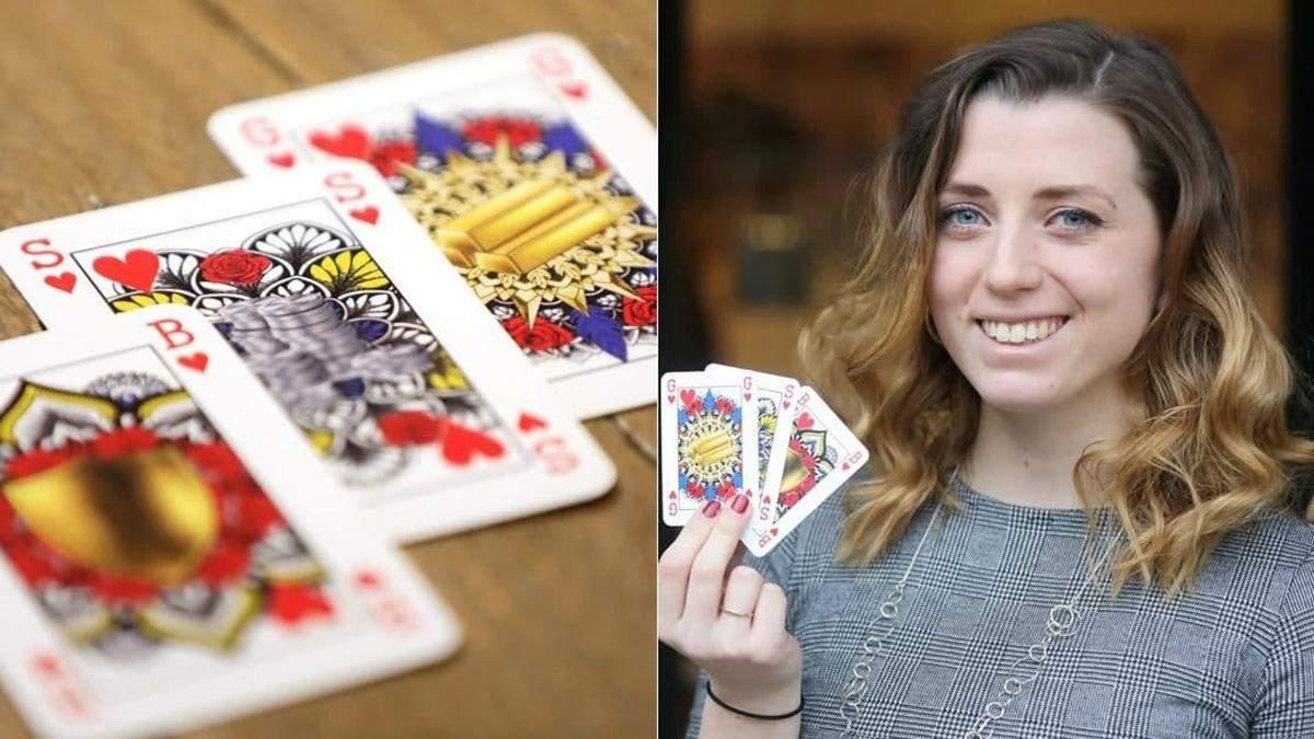 Инди Меллник и ее колода карт