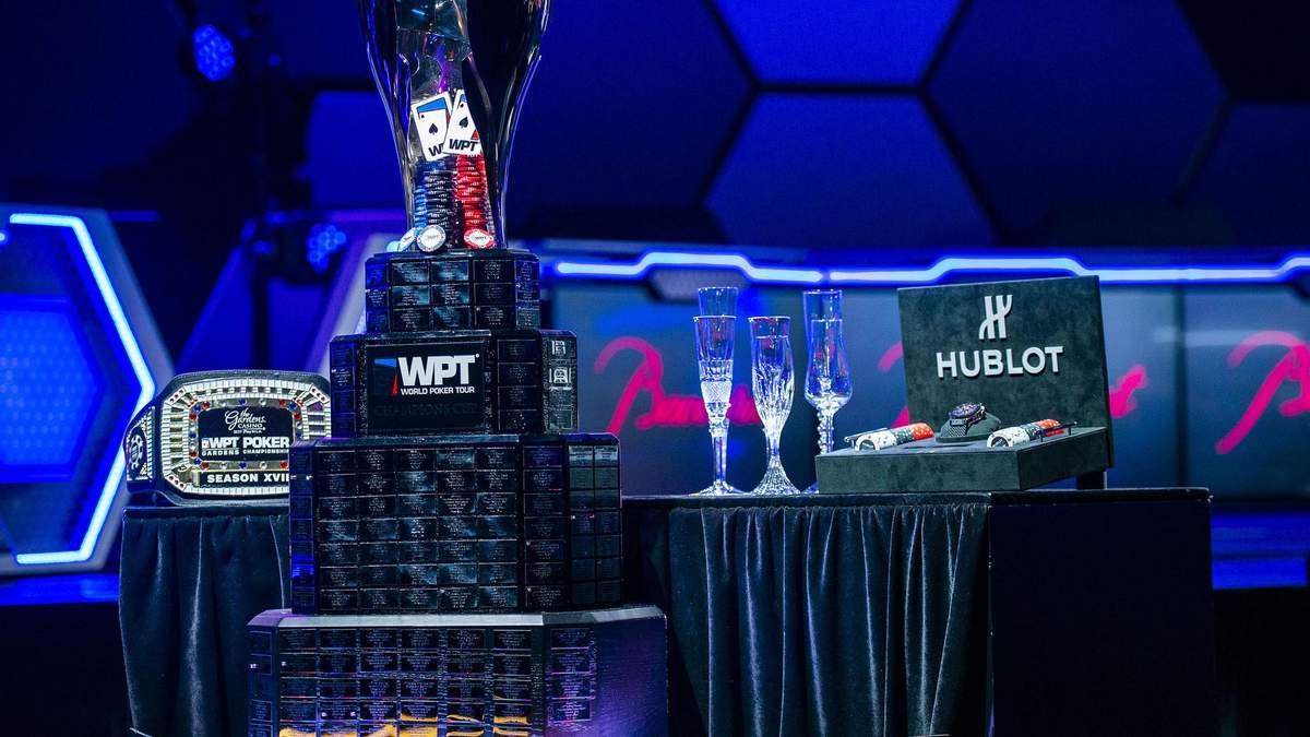 WPT проведе живий турнір у Вегасі