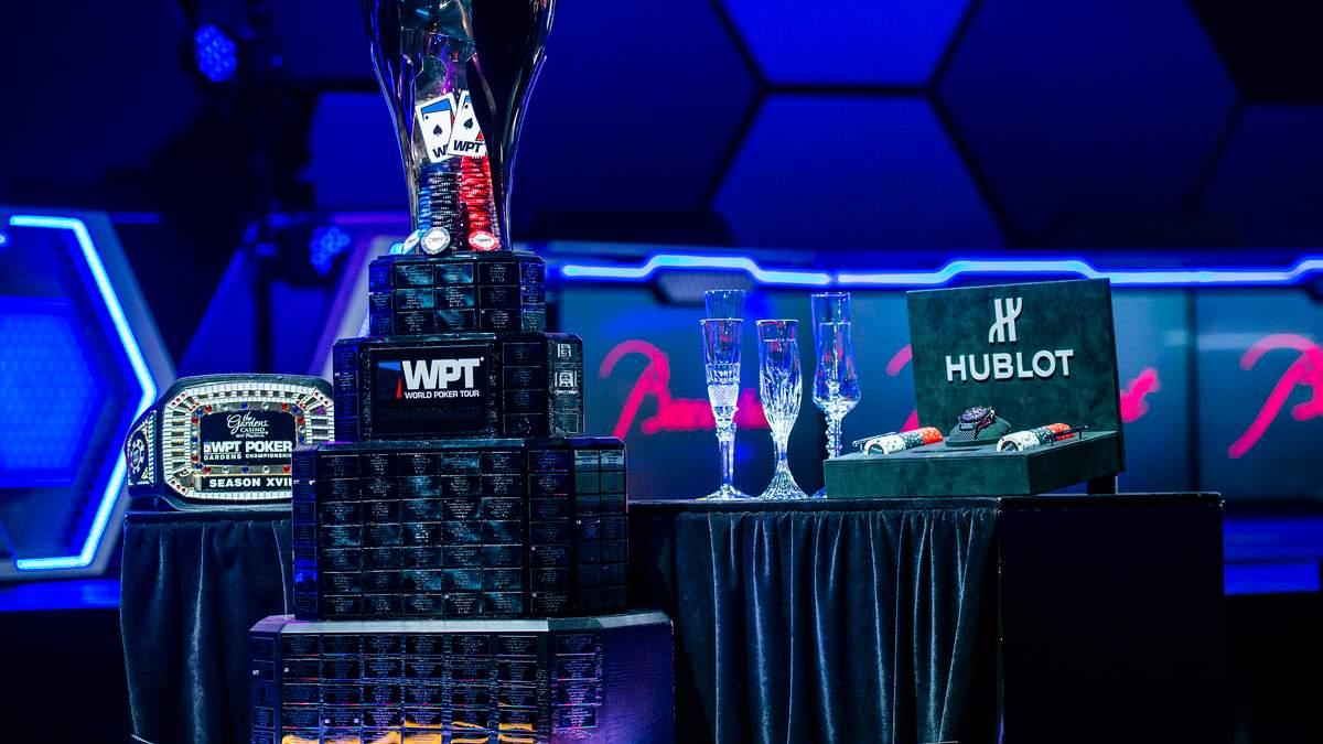 WPT проведет живой турнир в Вегасе