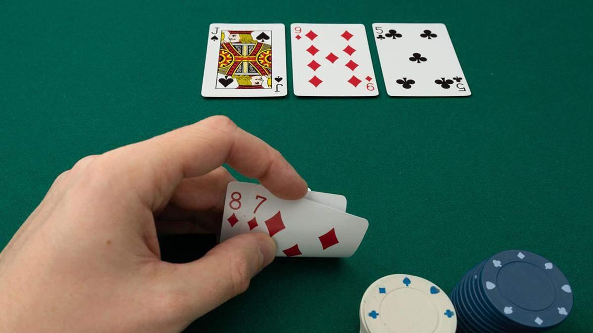 """Покерні """"дрова"""": значення термінів, як відповідають за стріт-дро"""