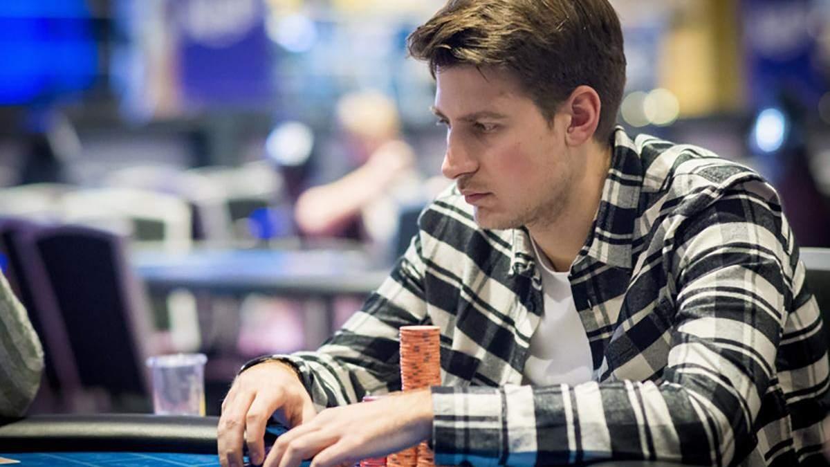 Український чемпіон світу з покеру став багатшим ще на 98 тисяч доларів