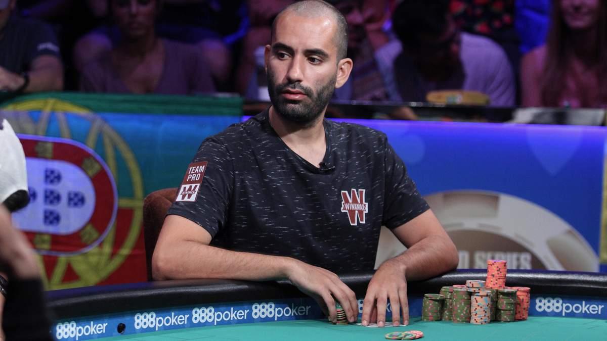 Зміна влади: португалець став найбагатшим онлайн-покеристом в історії