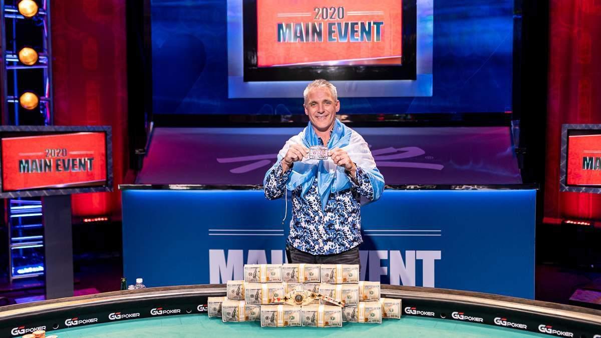 Самый крупный выигрыш в онлайн-покере: действующий чемпион мира оформил свой новый рекорд