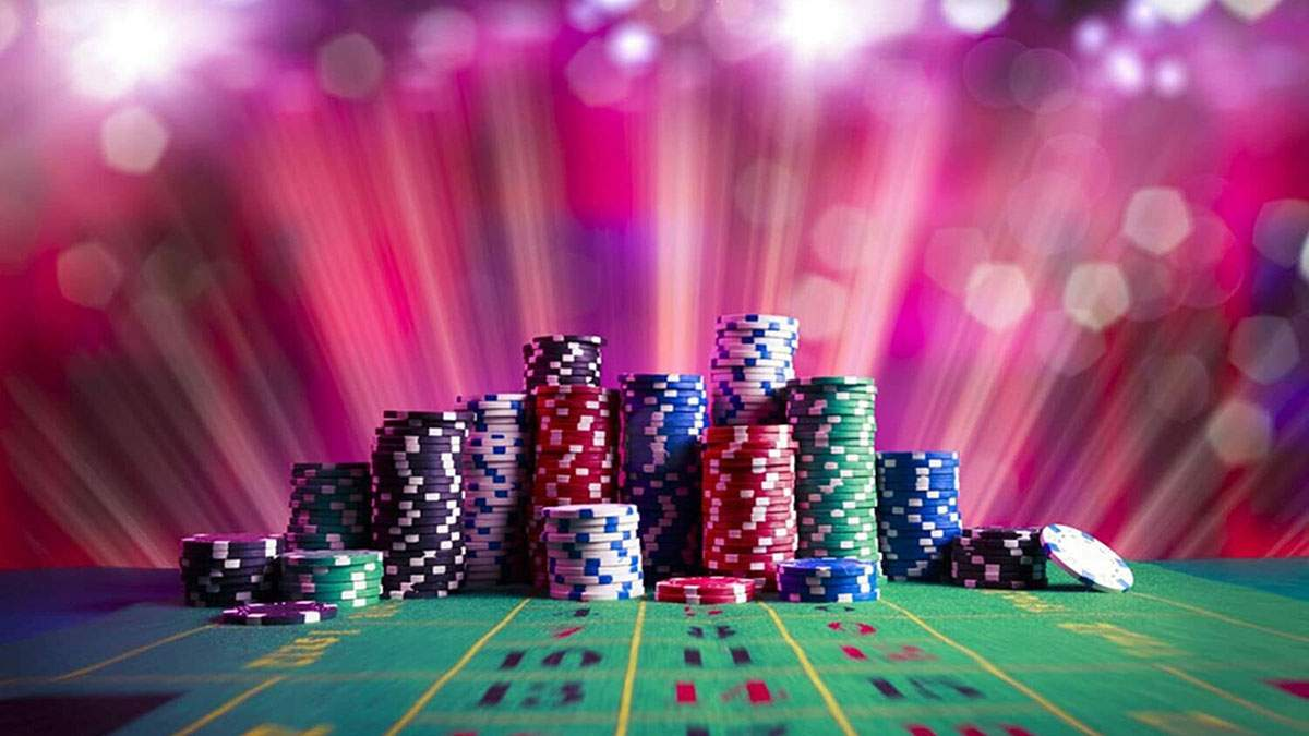 Американец ограбил казино на покерные фишки