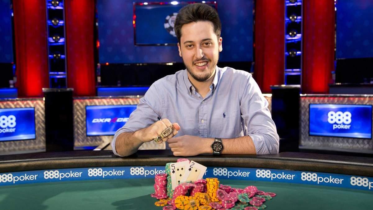 """""""Judd trump"""" виграв в покер майже мільйон доларів"""