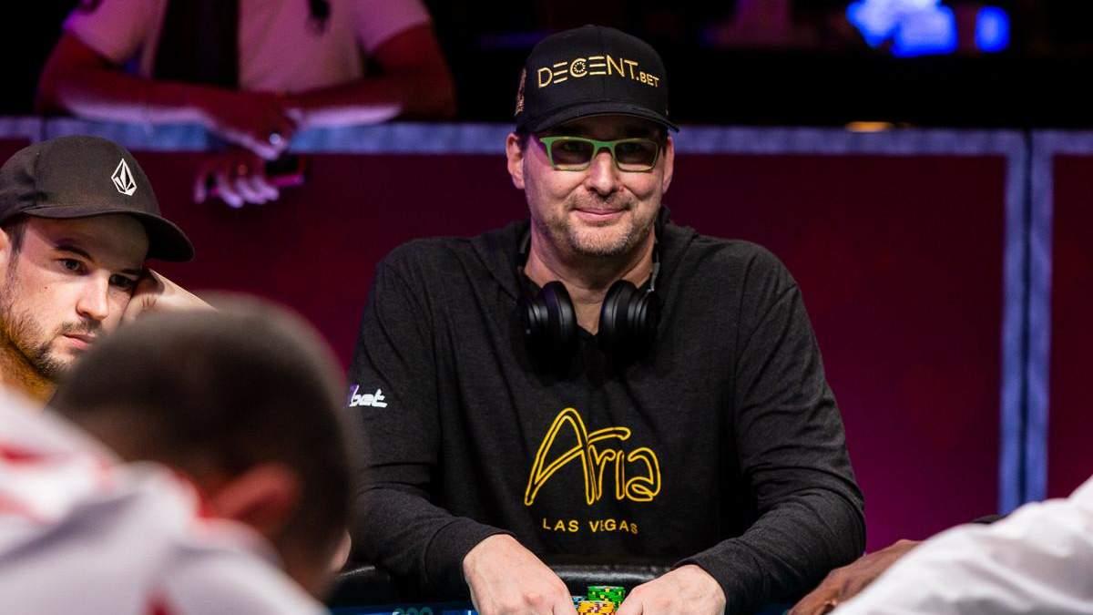 Легендарний покерист пропагує здоровий спосіб життя
