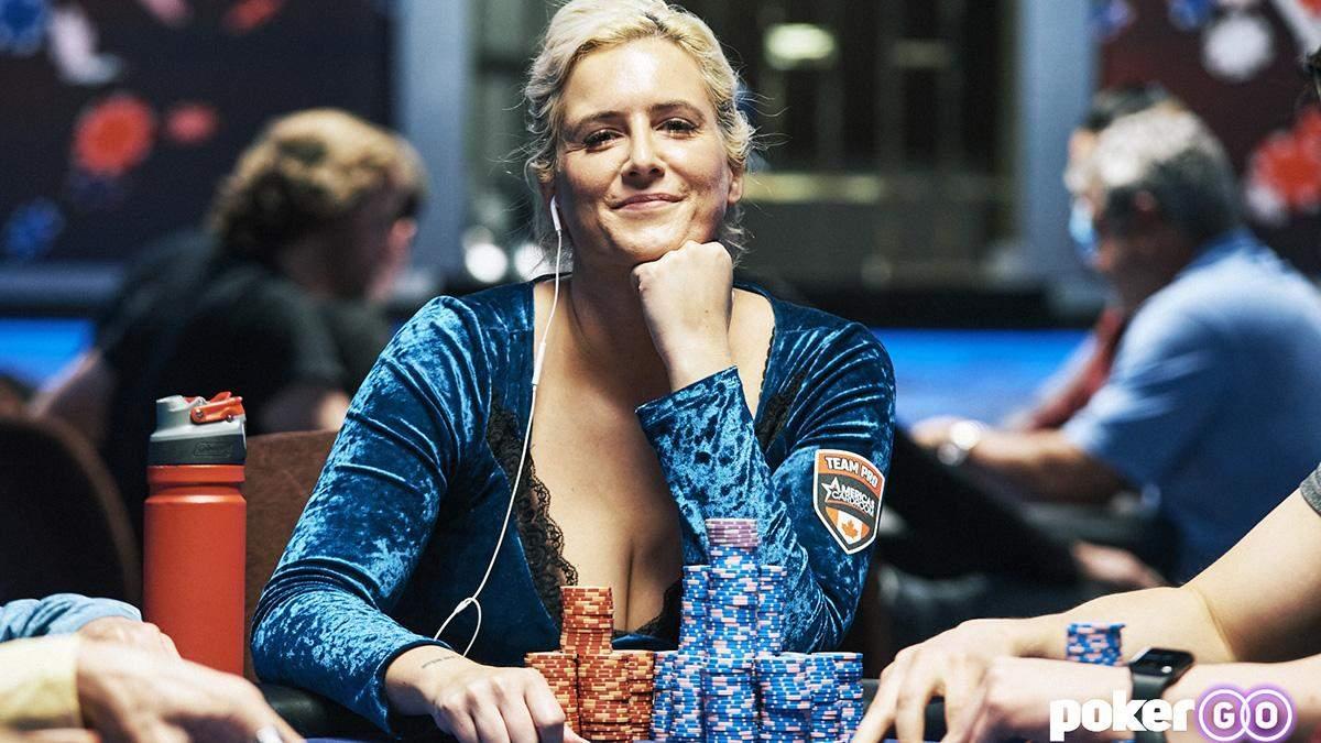 Канадська мільйонерка виграла турнір, розкрутившись із половини блайнда - Покер