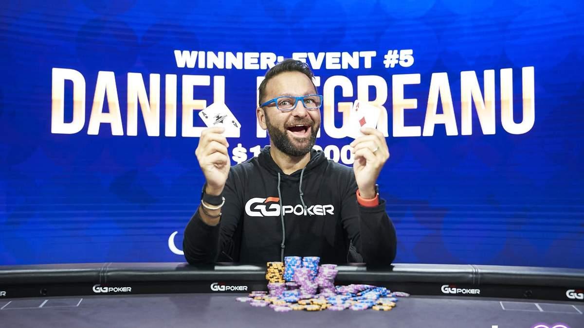 Даніель Негреану виграв 178 тисяч доларів і наблизився до фіолетового піджака - Покер
