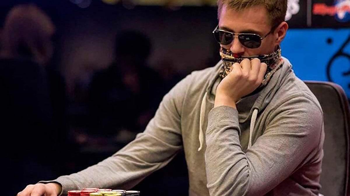 Український покерист заробив понад 1,5 мільйона гривень за два дні - Покер