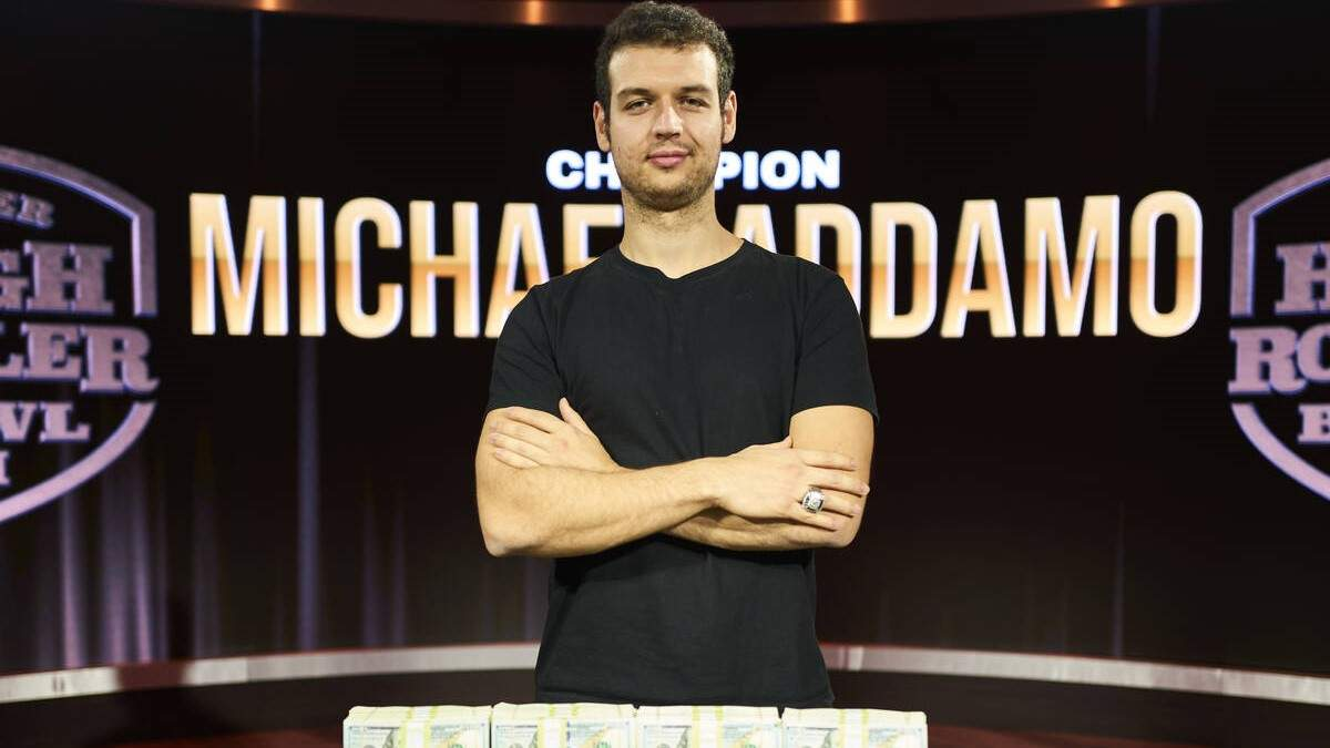 Покерний геній: за півмісяця Майкл Адамо виграв понад 5 мільйонів доларів - Покер