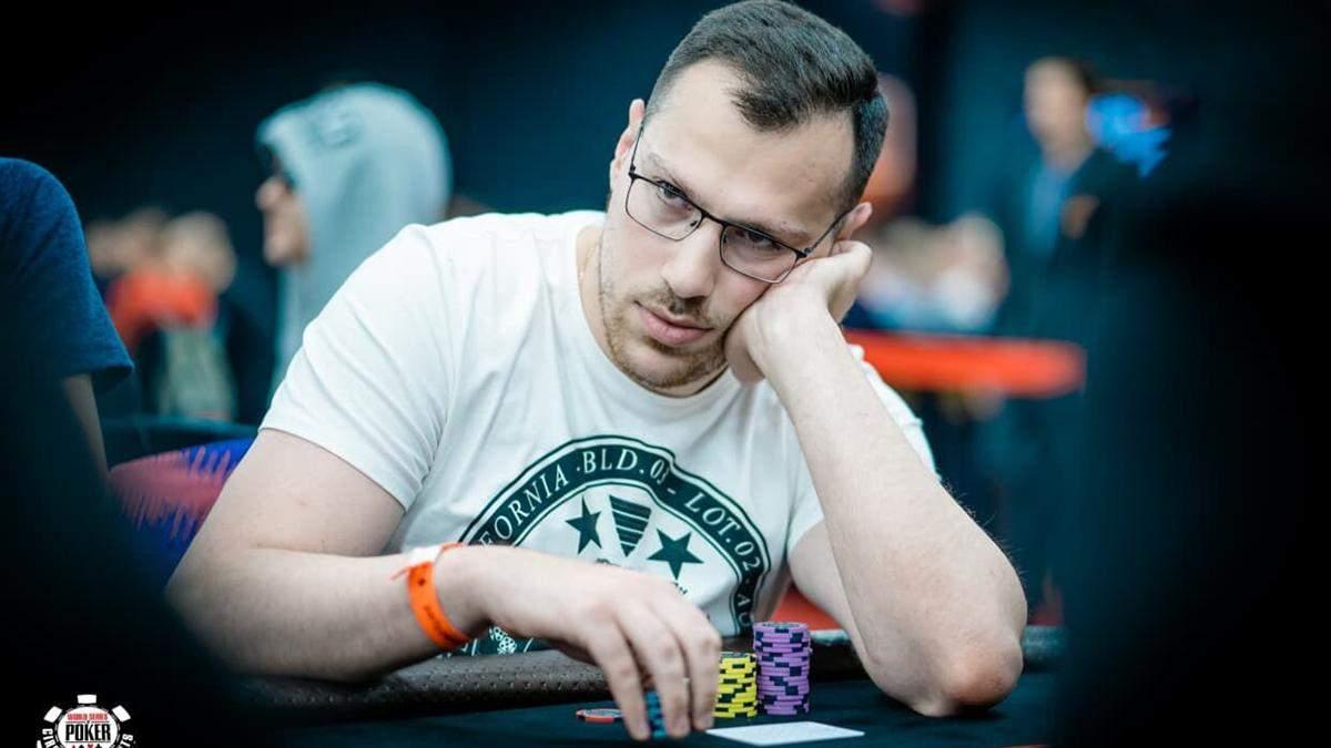 Хайролер заснув під час турніру, але посів у відключці 2 місце