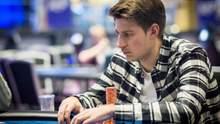Украинский чемпион мира по покеру стал богаче еще на 98 тысяч долларов