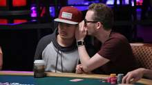 Слепой норвежский покерист стримит в интернете