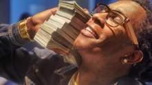 Рэпер проиграл 800 тысяч долларов за вечер