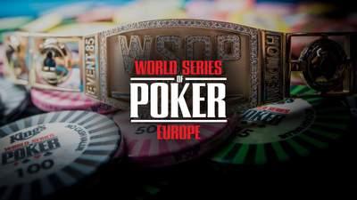 Более 15 миллионов евро гарантии: европейский ответ Мировой серии покера