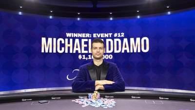 Майкл Адамо виграє Main Event Poker Masters і стає власником престижного фіолетового піджака