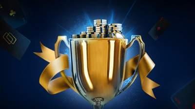 3 000 000 гривень призових у першому вікенді серії Кубка України з онлайн-покеру
