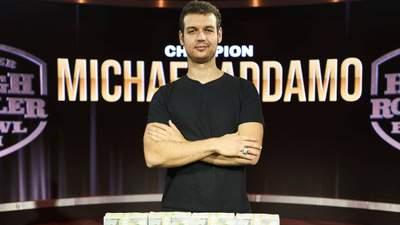 Покерний геній: за півмісяця Майкл Адамо виграв понад 5 мільйонів доларів