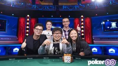 Покерный любитель переиграл почти 13 тысяч соперников и выиграл полмиллиона долларов