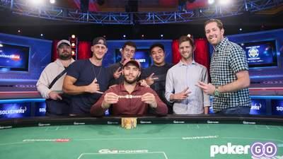 Американец выиграл миллион долларов, занимаясь покером всего 2 года