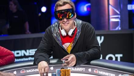 Інженер, який потрапив до Книги рекордів Гіннеса завдяки покеру
