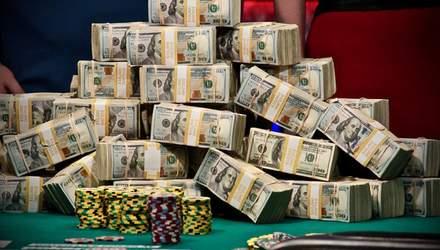 Зіркові хайролери розіграли 1,8 мільйона доларів за фінальним столом