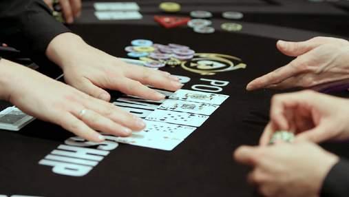 Гра цифр: вірогідності зібрати покерні комбінації