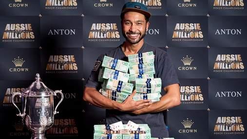 В Австралії стартував головний покерний турнір січня Aussie Millions