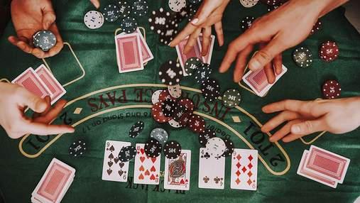 Комбінації покеру