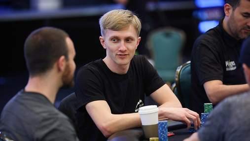 Украинец, который выиграл в покер 266 тысяч евро, начинал с фрироллов