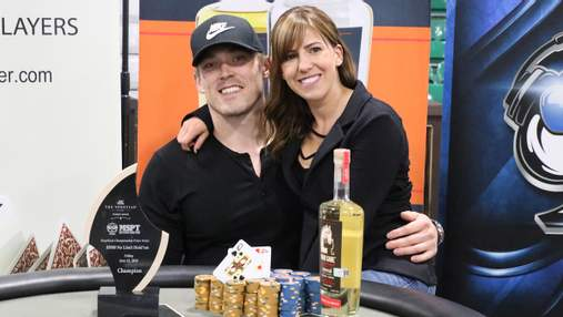 """""""Вона сказала – так"""": найуспішніша покерна пара незабаром відгуляє весілля"""