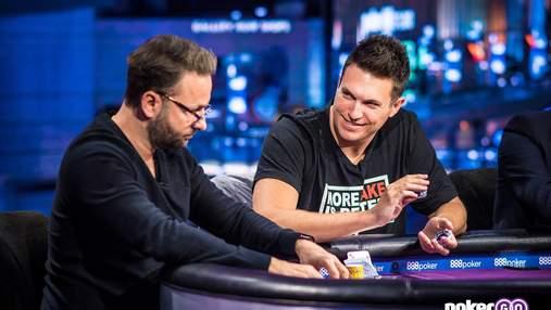 Титаны покера объявили мир