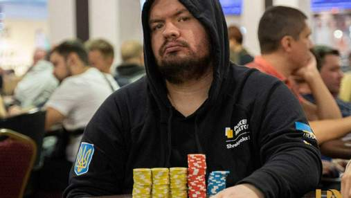 Українець Стас Галатенко став фіналістом турніру Світової серії покеру