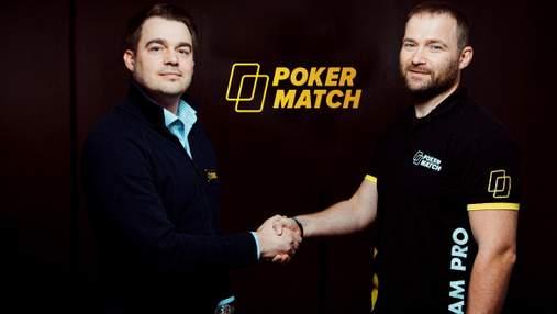 PokerMatch продовжив співробітництво з амбасадором Євгеном Качаловим