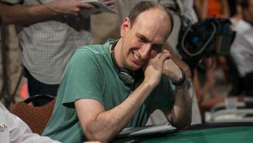 Приїхав на весілля доньки і виграв мільйон доларів: як Ерік Сайдел тріумфував на WSOP
