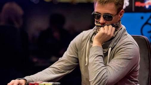 Український покерист заробив понад 1,5 мільйона гривень за два дні